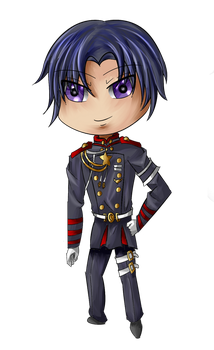 Guren Ichinose by RollingTomorrow