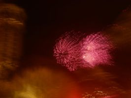 fire works 5 by sparky1393