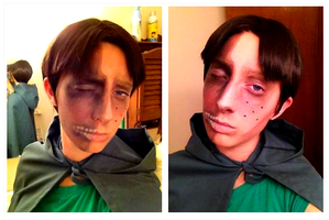 AoT Marco Cosplay Update by Spaniel122