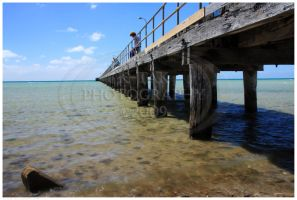 The Never Ending Jetty by K-Tak