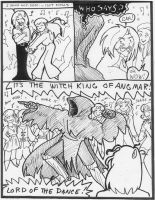 Lord of the Rings,er,Dance? 2 by hermitchild