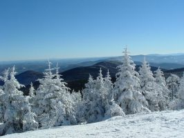 Winter in Vermont by solarpilot