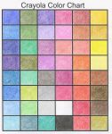 Crayola Color Picking Chart by henrideacon