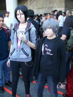 Black Butler at AX Day 0 by xxx-TeddyBear-xxx