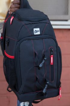 dA PRO Camera Bag by deviantWEAR