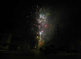 Fireworks by momentsaw