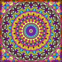 Kaleidoscopic Obsessions 15 by Leichenengel
