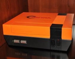 NES contra edition by chopders