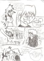 Really old one piece comic by CraZyGrEeNHyENa