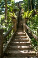 Stairs by Moohoodles