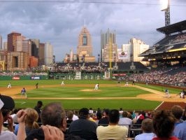 PNC Park by Carlyness0
