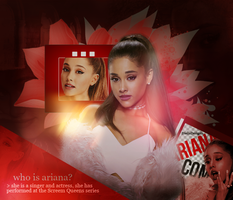 +Ariana.com by BackOnColor