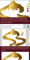 Hair coloring tutorial Part 3 by smashsweetie