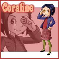 Patch: Coraline by Street-Angel