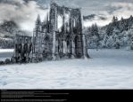 Ruins of Winter by Thy-Darkest-Hour