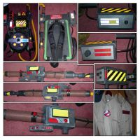 DIY Real Ghostbusters Proton Pack by NathanKroll