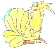 Ninetails by Riiload