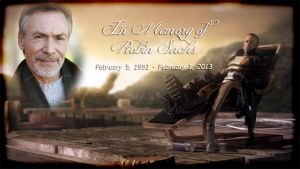 In Memory of Robin Sachs by CelticWolfwalker