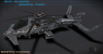 Helicopter-VIPER (Side) by sasa454