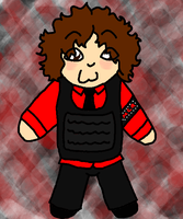 Ray Toro Chibi ^-^ by littleblackmariah
