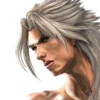 Xemnas by Cerenthius