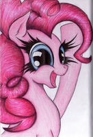 Pinkie Pie by Althyra-Nex