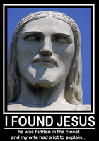I Found Jesus by Sc1r0n