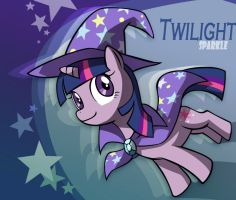 MLP:FiM Twilight by dawkinsia