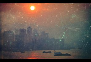 Falling Sun by Characol