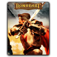 Lionheart - Legacy of the Crusader Game Icon by Ace0fH3arts