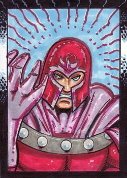Magneto by meiggs and carlucci by billmeiggs