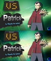 Pokemon ~ New Gym Leader VS Animation by Fraot