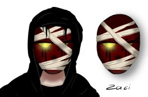 Hollywood Undead ME by DesertDarky