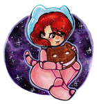 Outer Space Treats by CritterKat