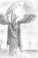 The Angel Of Death by P-OLAK