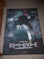 Death Note Wall Scroll! by purple-panda64