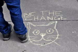 be the change by hennatea