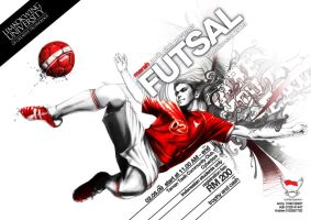 Merah Putih Futsal Tournament by randyblinkaddicter