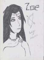 Zoe by JessicaL98000