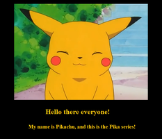The Pika series intro by roller323