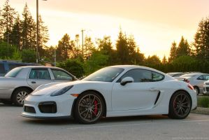 Sunset GT4 by SeanTheCarSpotter