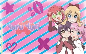 Yuru Yuri Wallpaper by TaeminInWonderlandxD