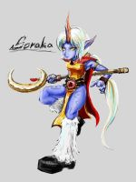 New Soraka by ms05zaku