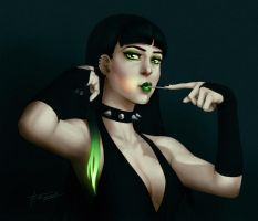EveningSpeed_4 by thetetine