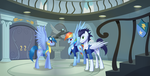 A Loyal Family of Wonderbolts by NiviMonster