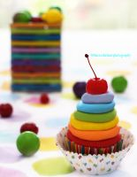 Somewhere Over The Rainbow... by theresahelmer