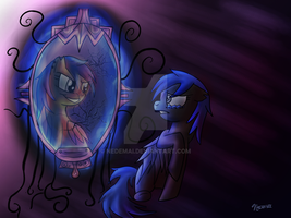 Reflection by Nedemai