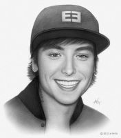 Wesley Stromberg by artistiq-me