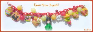 Kawaii Mexico Bracelet by Bojo-Bijoux