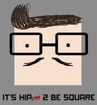 Hipster to be Square by tjhiphop